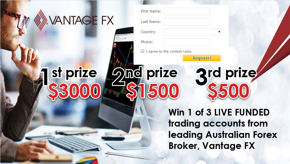 Lomba forex demo account registration